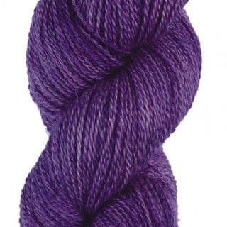 PRILLA PURPLE Lace Weight Yarn