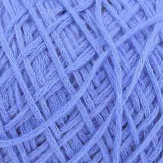 Aegean Blue 100% Cotton Artisan Yarn