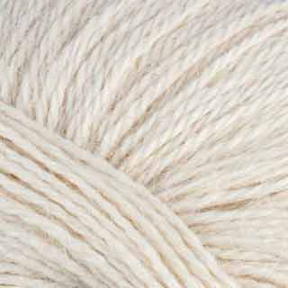 Cream Alpaca yarn