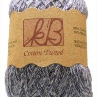 Berry Sorbet Tweed Cotton Artisan Yarn