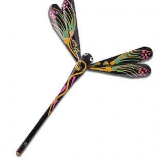 Black Emperor Dragonfly