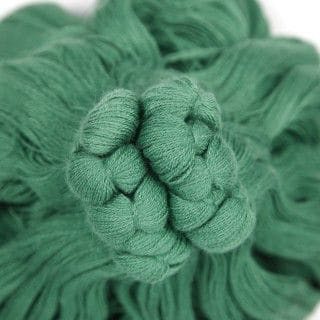 Rhia lace weight yarn - fair trade